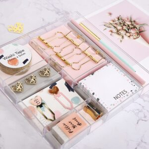 Oliver Spence Creative Pink Stationery Kit